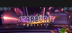 Starburst Roulette: 15 Free Spins στο 15