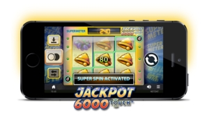 Jackpot 6000 Touch